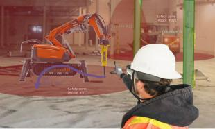 Human-Robot Interaction (HRI) in Construction