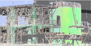 Scan-vs-BIM Tracking state changes by comparing reality capture data with existing BIM models